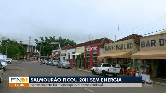 Região de Presidente Prudente é atingida por 13 mil raios durante temporal, aponta concessionária de energia