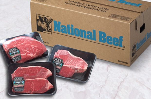 A National Beef Packing Company é a quarta maior processadora de carne bovina dos Estados Unidos (Foto: Divulgação)