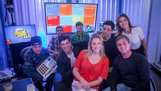 'Caldeirão na Idade da Tela': reveja vídeo de Fernanda Gentil sobre bullying na web e mais lições do programa