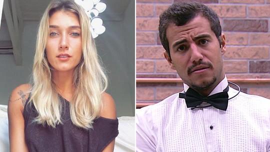 Gabriela Pugliesi rebate crítica de Matheus do 'BBB16': 'Falo demais, mas tem quem ame'
