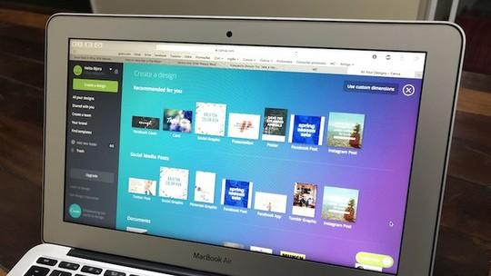 Como usar o canva para editar imagens pelo celular editores techtudo dia do amigo como criar uma mensagem no canva para celebrar a data stopboris Gallery