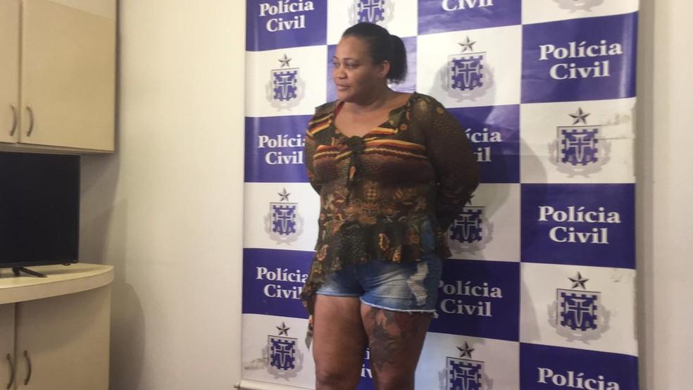 Naiara foi apresentada na manhã desta sexta-feira — Foto: Arquivo pessoal