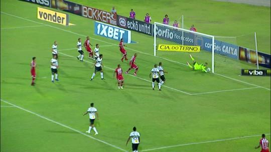 """CRB não faz gol em metade dos jogos, e Fernandes justifica mudança: """"Sair da mesmice"""""""