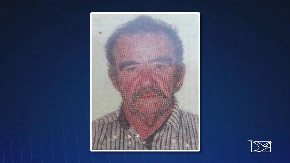 Agostinho José Ferreira tinha de 64 anos e teria morrido antes de receber atendimento médico em hospital de Imperatriz (Foto: Reprodução/TV Mirante)