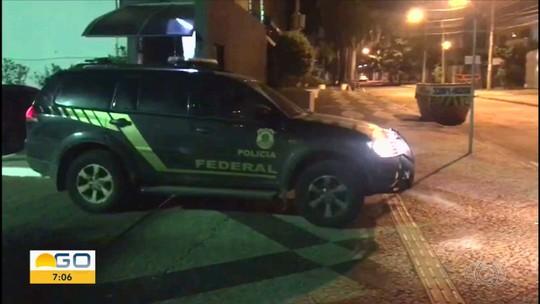PF realiza 3ª fase da Operação Decantação, que apura fraudes na Saneago, em Goiás