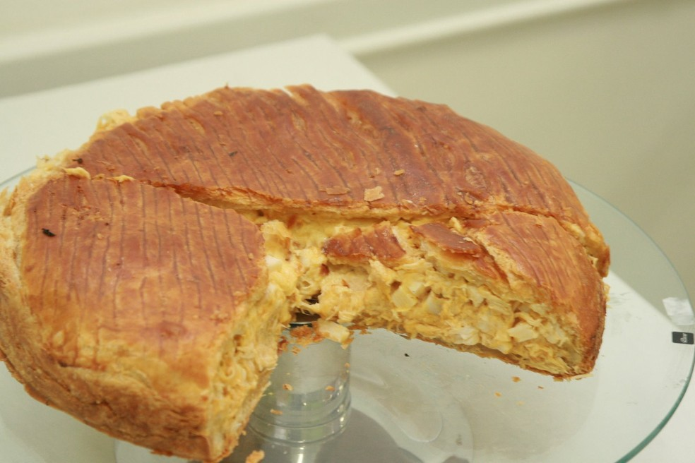 Pastelão De Frango Receitas Receitas