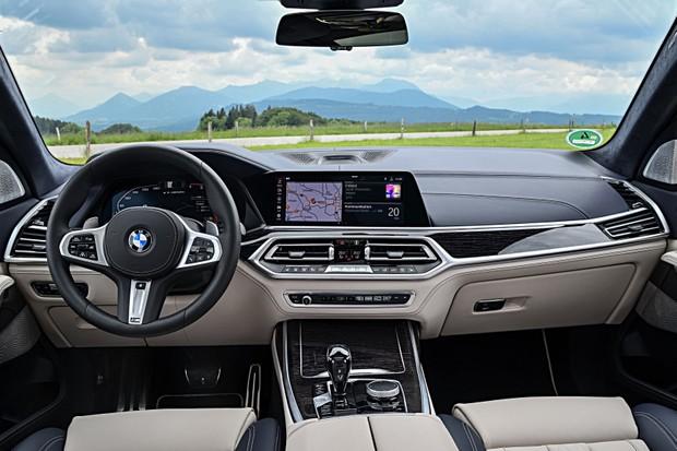 BMW X7 (Foto: Divulgação)