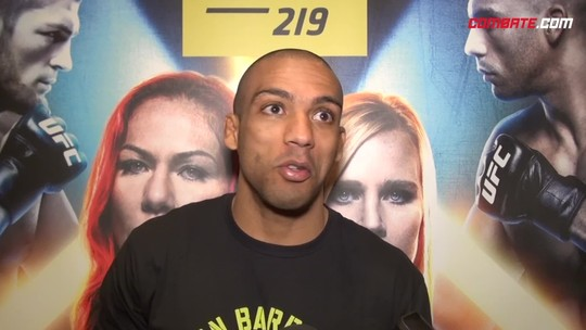 Top 5: Edson Barboza elege os cinco nocautes mais impactantes do MMA
