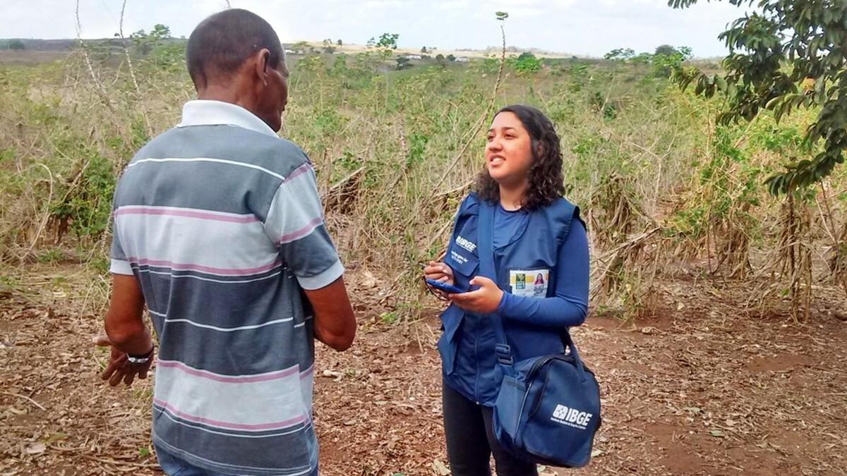 Censo Agropecuário visita mais de 3 mil estabelecimentos da Paraíba em 17 dias