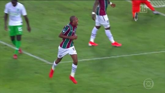 Análise: meio ágil, João Pedro matador e apoio da torcida fazem Fluminense dar salto de qualidade