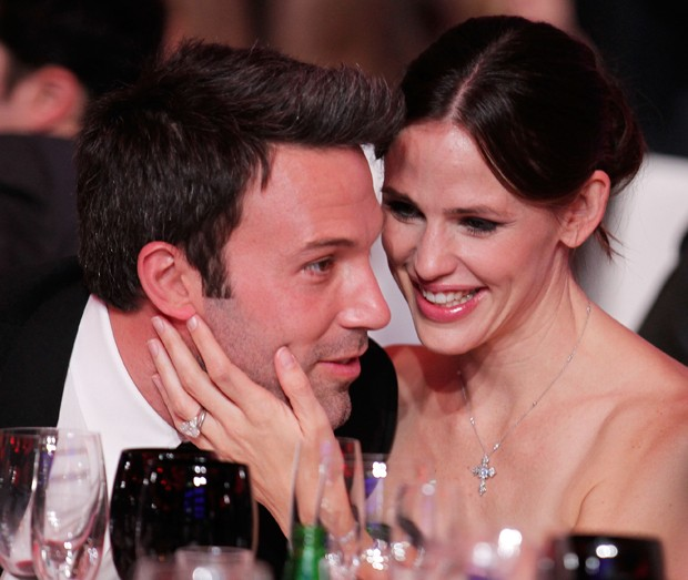 Ben Affleck e Jennifer Garner (Foto: Getty Images)