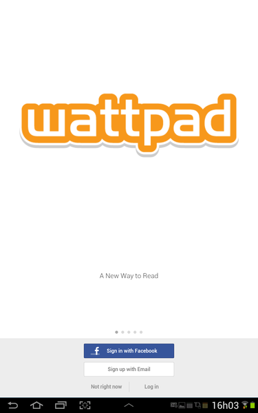 Wattpad download techtudo como alterar dados de perfil no wattpad stopboris Gallery