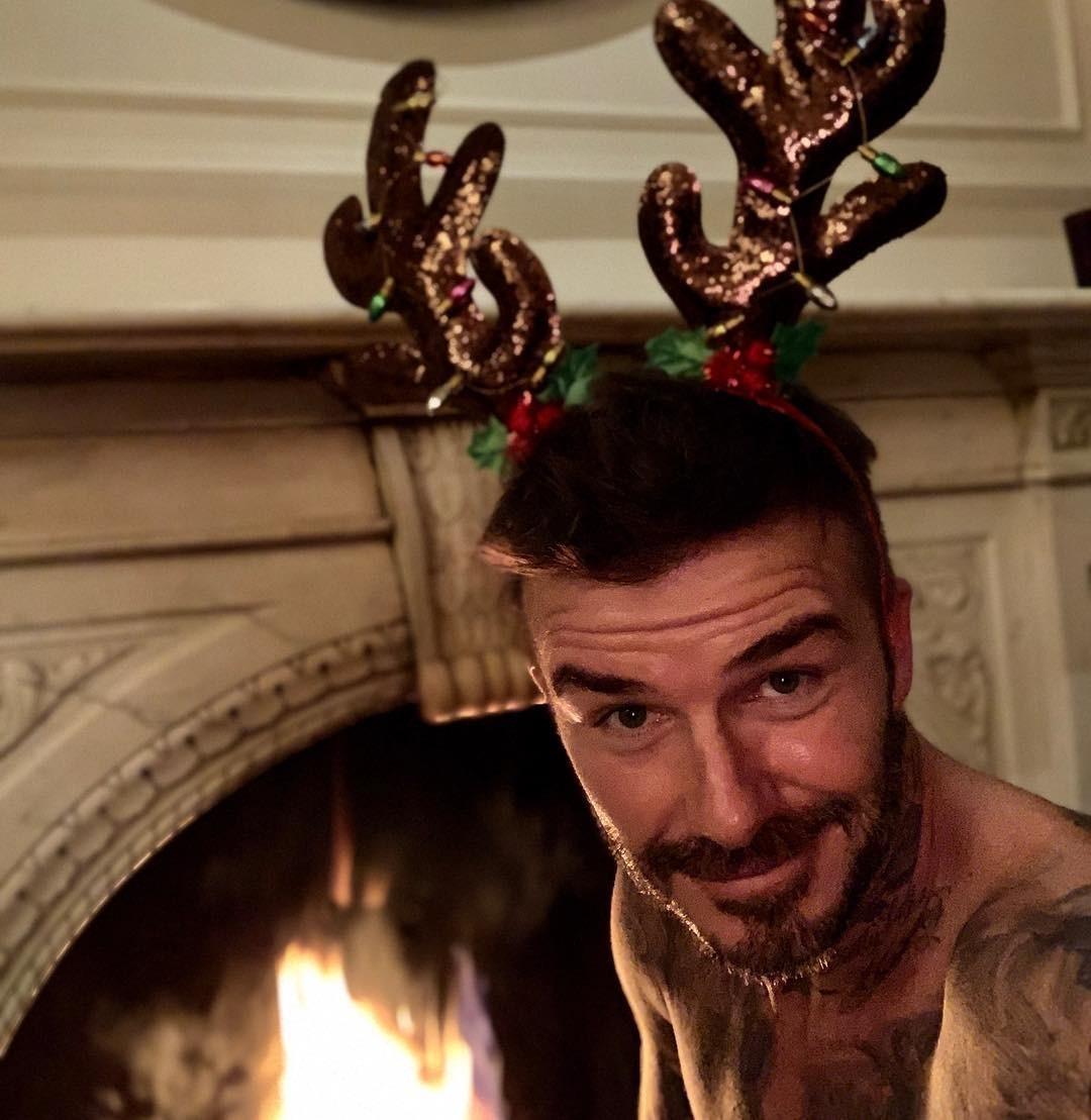 David Beckham (Foto: Reprodução Instagram)