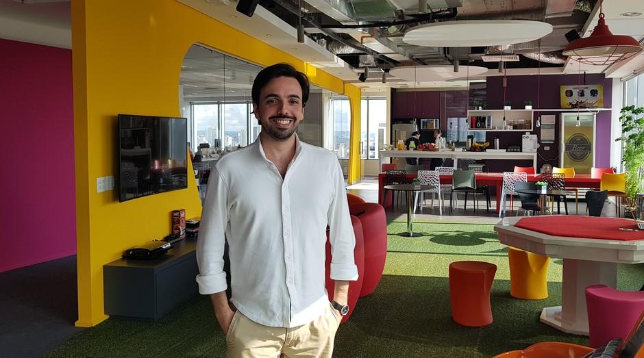 Gustavo Goldschmidt fundador da Superplayer (Foto: Divulgação )