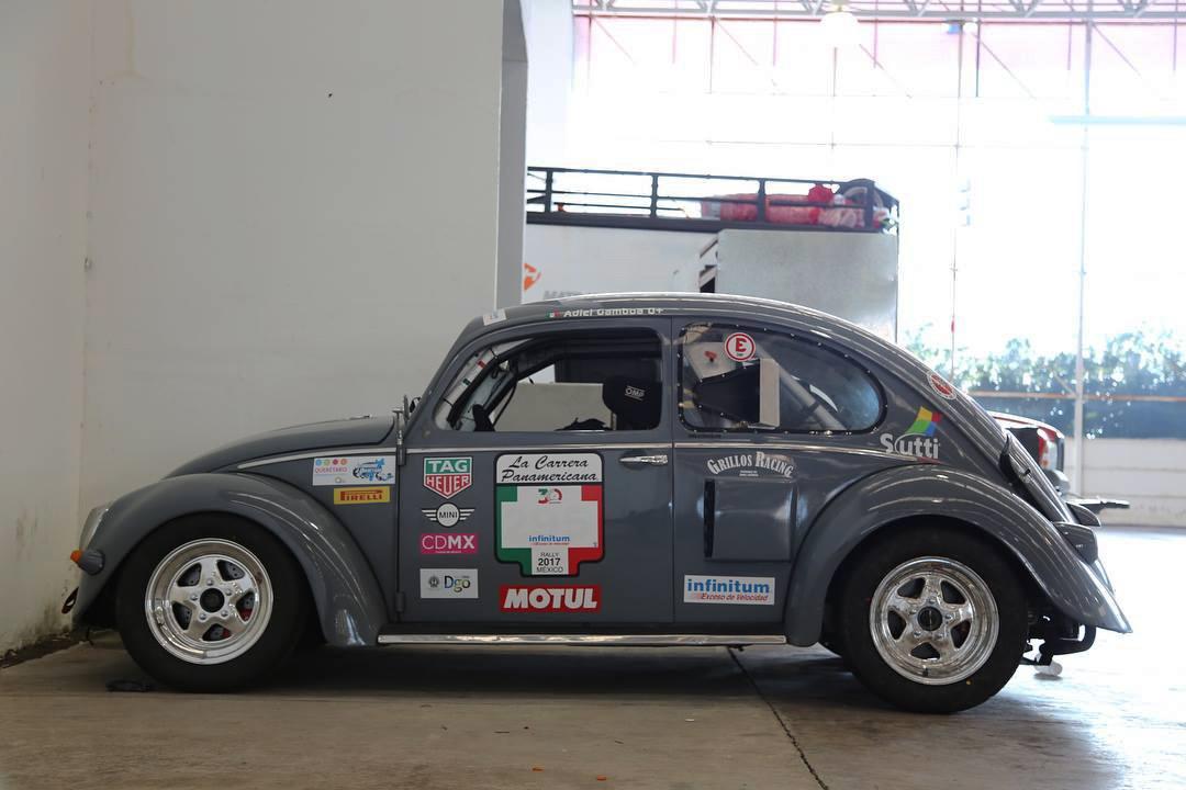 VW #295 La Carrera Panamericana A (Foto: Divulgação)