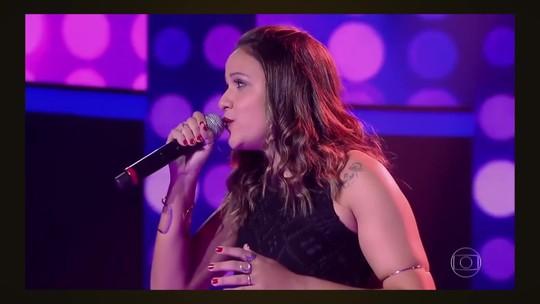 Júlia Dantas fala sobre participação no The Voice Brasil
