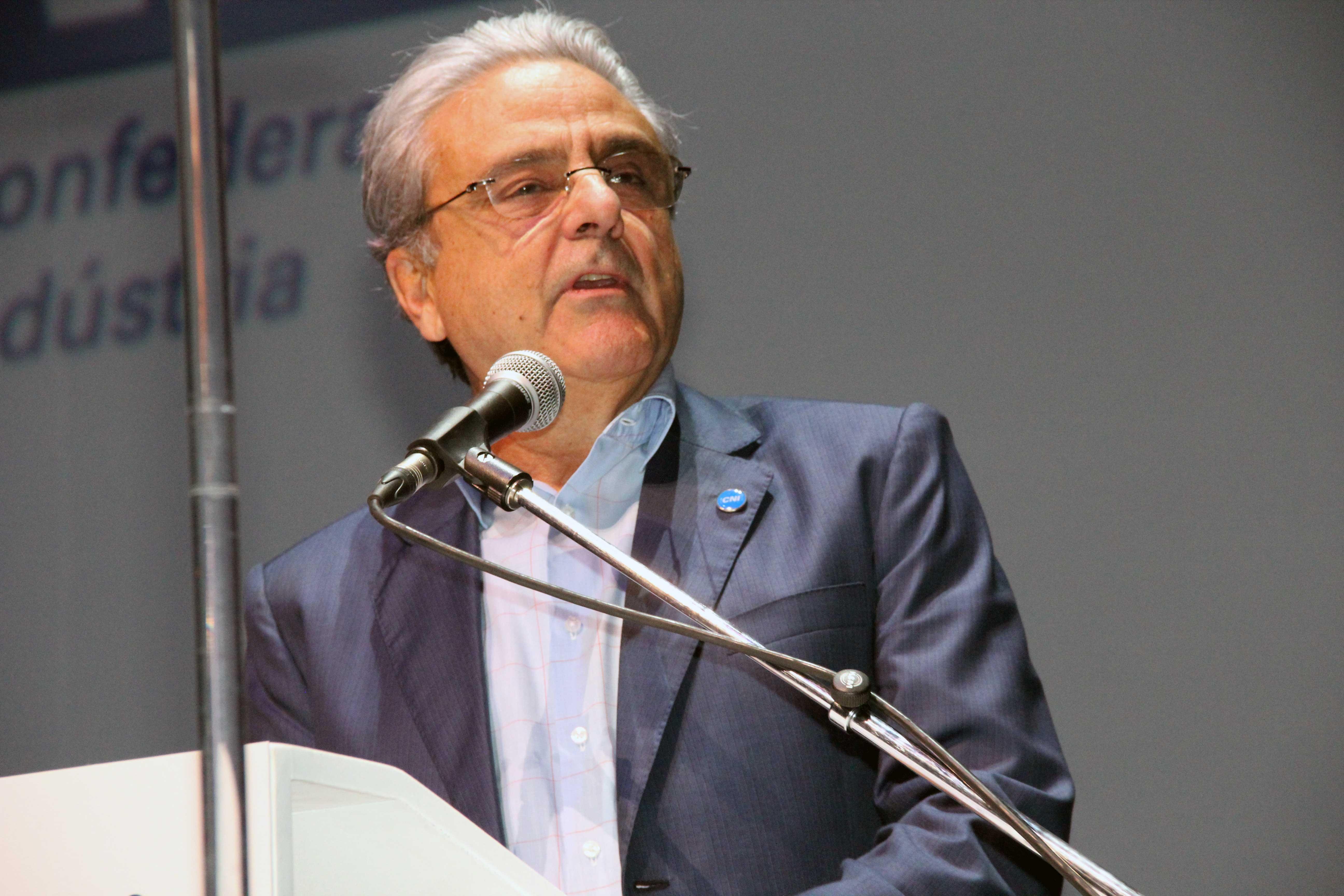 Justiça solta presidente da CNI e mais cinco presos na Operação Fantoche, que investiga corrupção em contratos do Sistema S  - Noticias