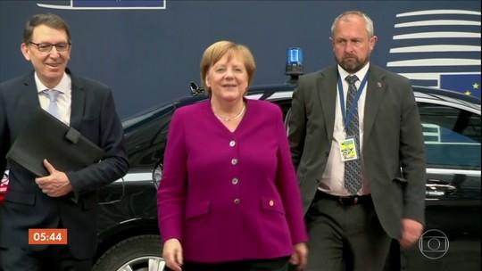 Após eleições do parlamento europeu, líderes se reúnem para definir os cargos