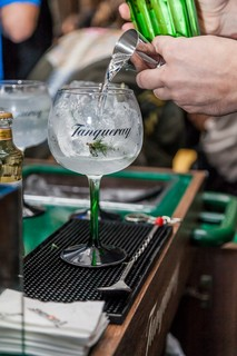 Drinks by Tanqueray