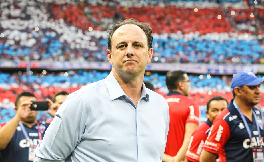 Resultado de imagem para Rogério ceni e o Cruzeiro