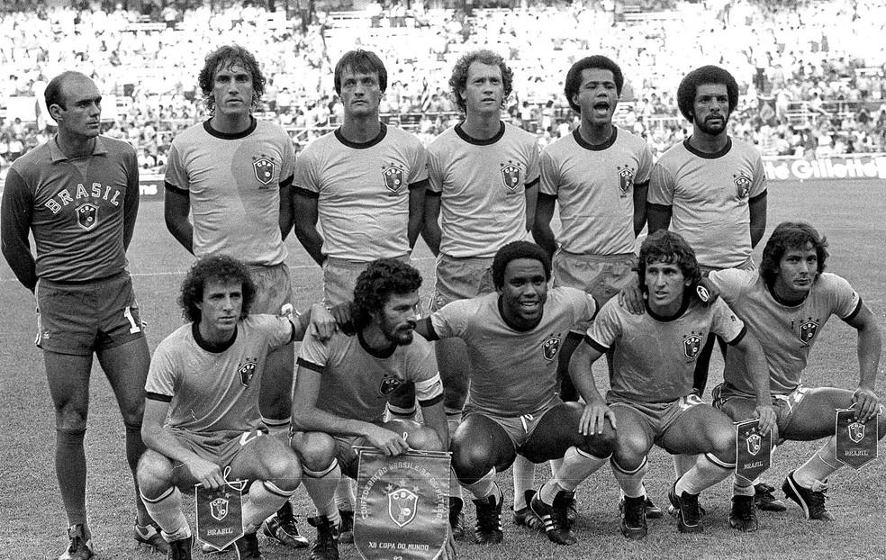 Waldir Peres foi titular da Seleção na Copa de 82 (Foto: Agência Estado)
