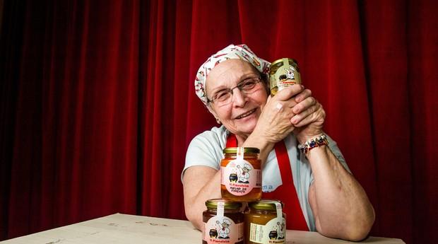 Elaine Cypukovas Guimarães é aposentada e fundadora da Vi Pimenteiro (Foto: Reprodução/Agência Sebrae-SP)