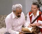 Leila Lemmertz, mãe de Julia, foi a Helena de Baila comigo, com Fernando Torres no elenco | Adir Mera