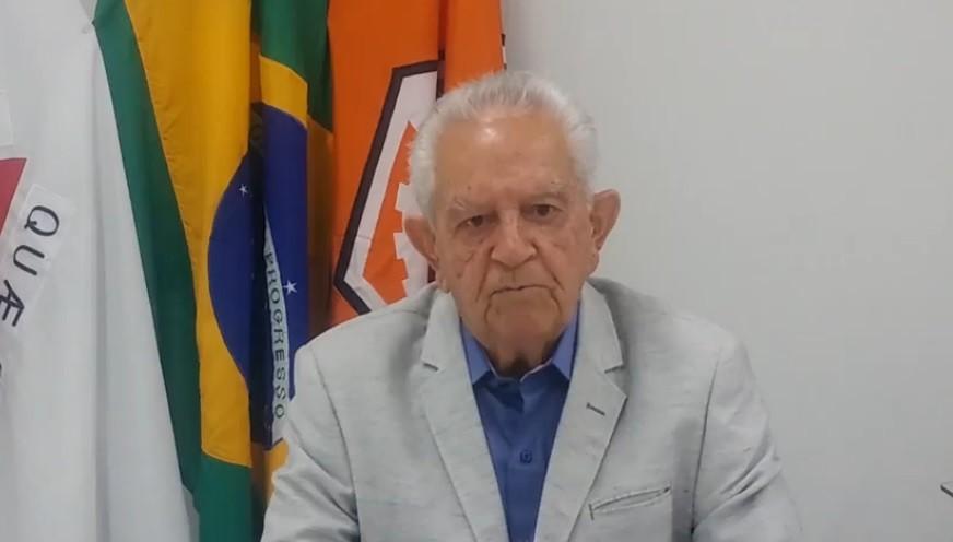 No aniversário de Divinópolis, prefeito anuncia investimentos