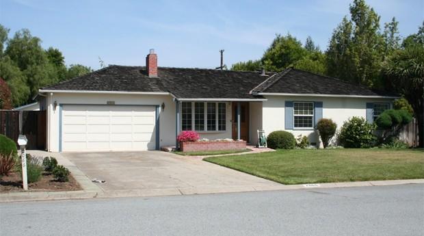 A Apple nasceu na garagem dessa casa  (Foto: Divulgação )