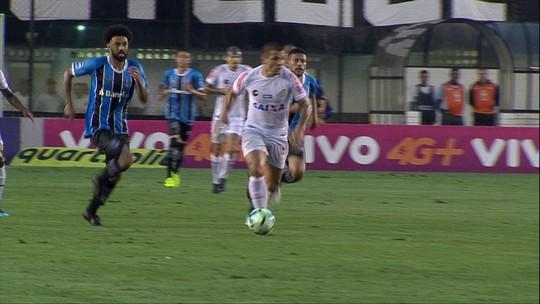 Jael leva terceiro amarelo e desfalca Grêmio diante do Atlético-GO
