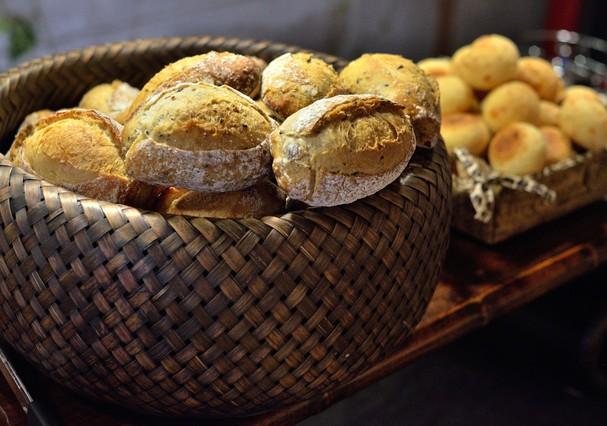 Pães da Vis Savour Boulangerie, de SP (Foto: Divulgação)