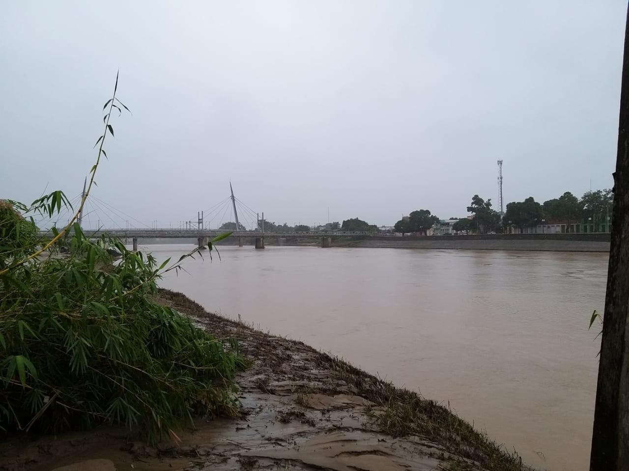 Nível de rios em quatro cidades do Acre voltam a subir nas últimas 24 horas, aponta relatório dos bombeiros