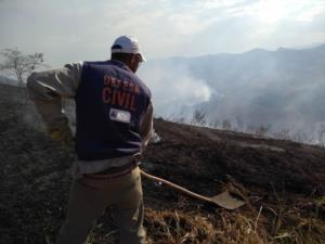 Timóteo registra 22 casos de incêndios florestais em 2019, e lança campanha contra as queimadas no município - Notícias - Plantão Diário