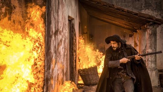 Julio Machado e equipe de 'Velho Chico' revelam como foi gravada  cena de incêndio trágico
