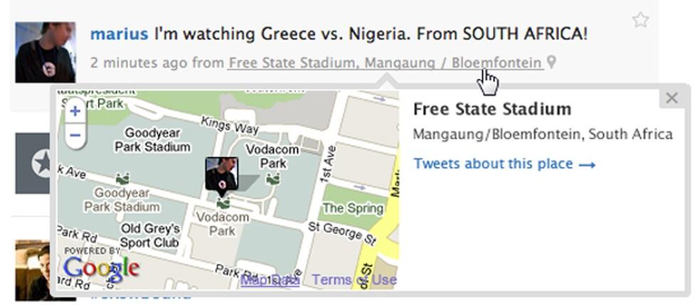Twitter Places terá suporte para todos os browsers. (Foto: Divulgação)