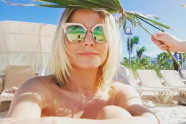A atriz Kristen Bell (Foto: Instagram)
