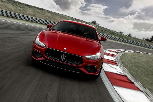 Maserati Ghibli Trofeo (Foto:  Divulgação)