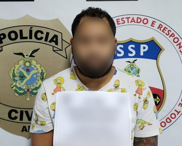 Suspeito de matar e esquartejar mulher grávida por passar informações a grupo rival é preso, diz polícia do AM - Notícias - Plantão Diário