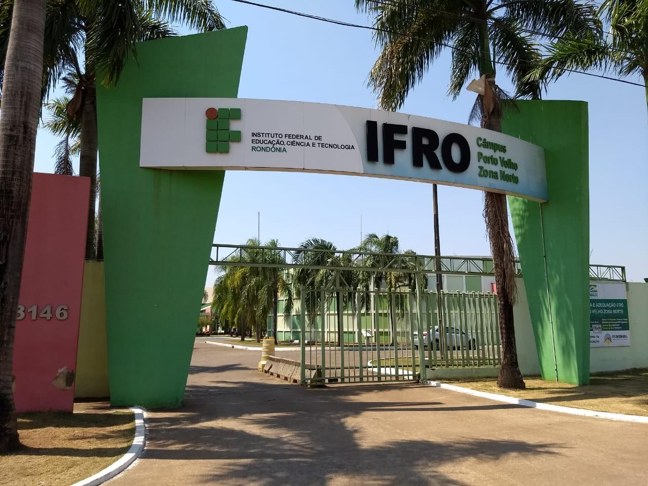 Ifro abre quase 3 mil vagas para cursos técnicos e graduação em Rondônia - Notícias - Plantão Diário