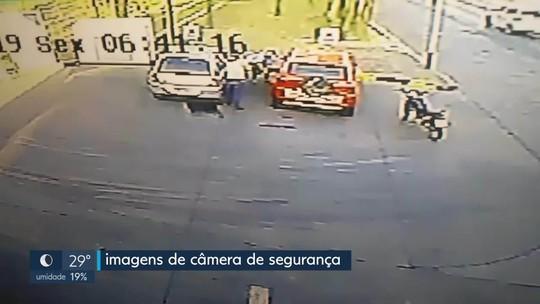 Homem é baleado em posto de gasolina no Lago Norte