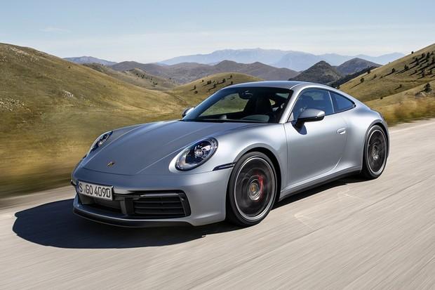 Novo Porsche 911 Carrera 4S 2020 (Foto: Divulgação)