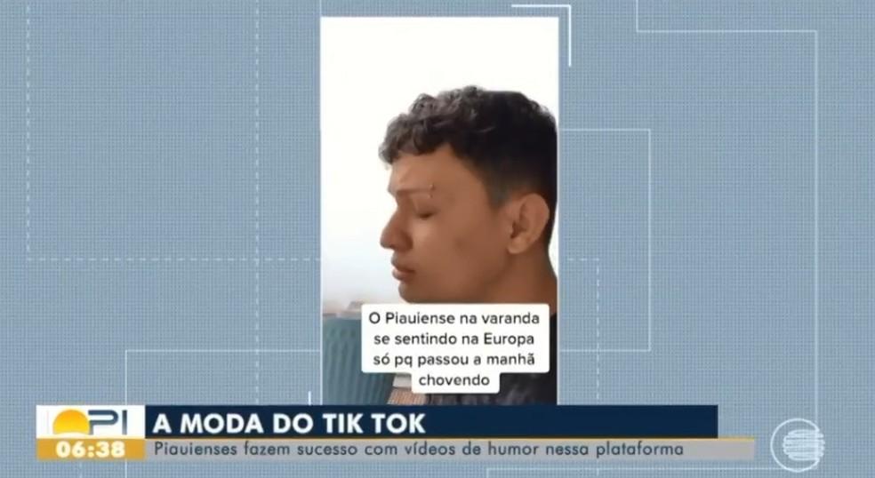 Aldemir Júnior — Foto: Reprodução / TV Clube