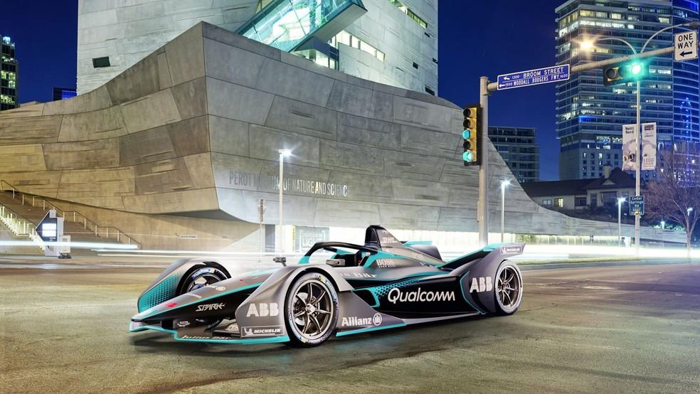 A segunda geração de chassis da Fórmula E será adotada pela categoria a partir da temporada 5, em 2018/2019 (Foto: Reprodução)