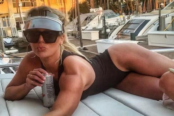 A modelo e influencer Madison LeCroy (Foto: Instagram)