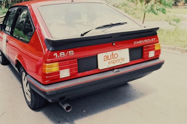 Chevrolet Monza S/R (Foto: Autoesporte)