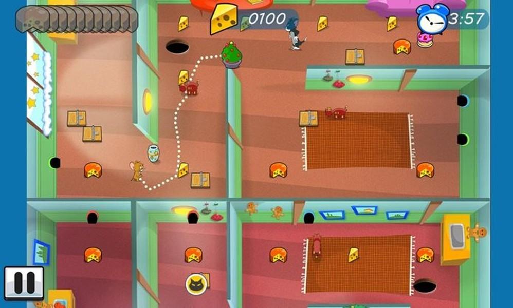Tom & Jerry: Labirinto do Rato   Jogos   Download   TechTudo