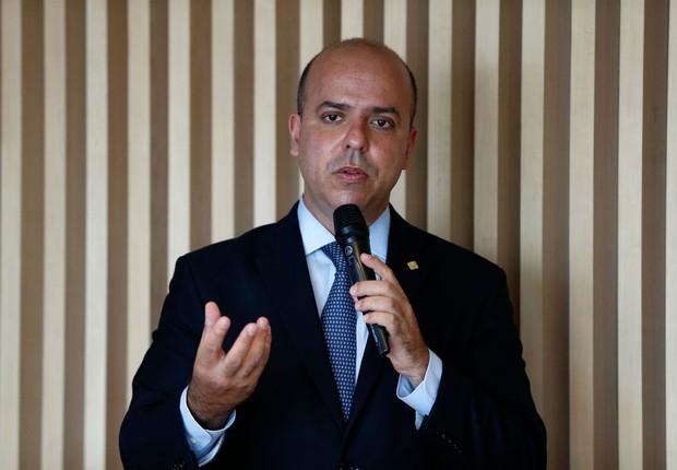 O secretário Especial de Produtividade, Emprego e Competitividade do Ministério da Economia, Carlos Costa (Foto: Tânia Rêgo/Agência Brasil )