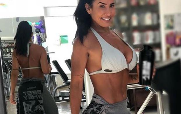 Scheila Carvalho (Foto: Reprodução/Instagram)