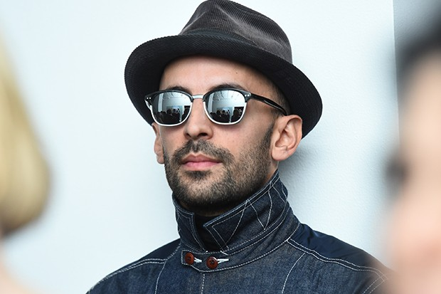 JR nasceu na França em 1983 e é um dos artistas mais relevantes da contemporaneidade  (Foto: Jared Siskin/Patrick McMullan via Getty Images)