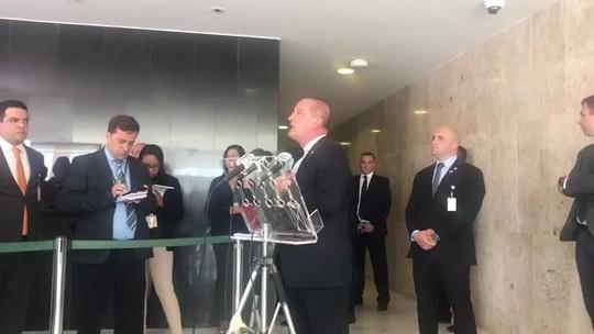 'Diário Oficial' publica exoneração de servidores comissionados da Casa Civil